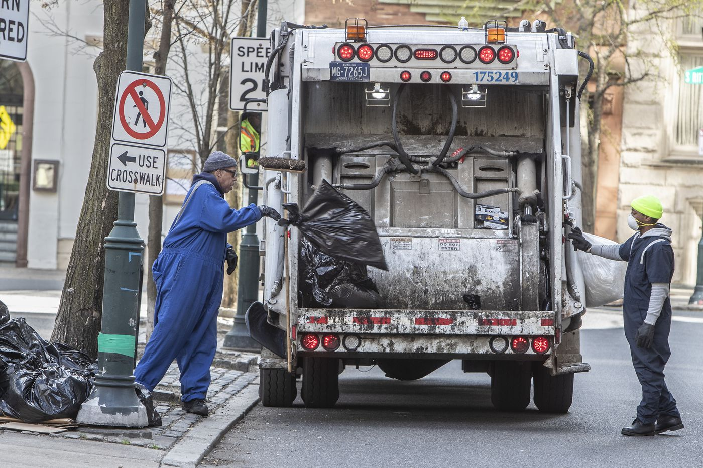 Philly will hire 120 temporary workers for trash pickup as big delays drag on
