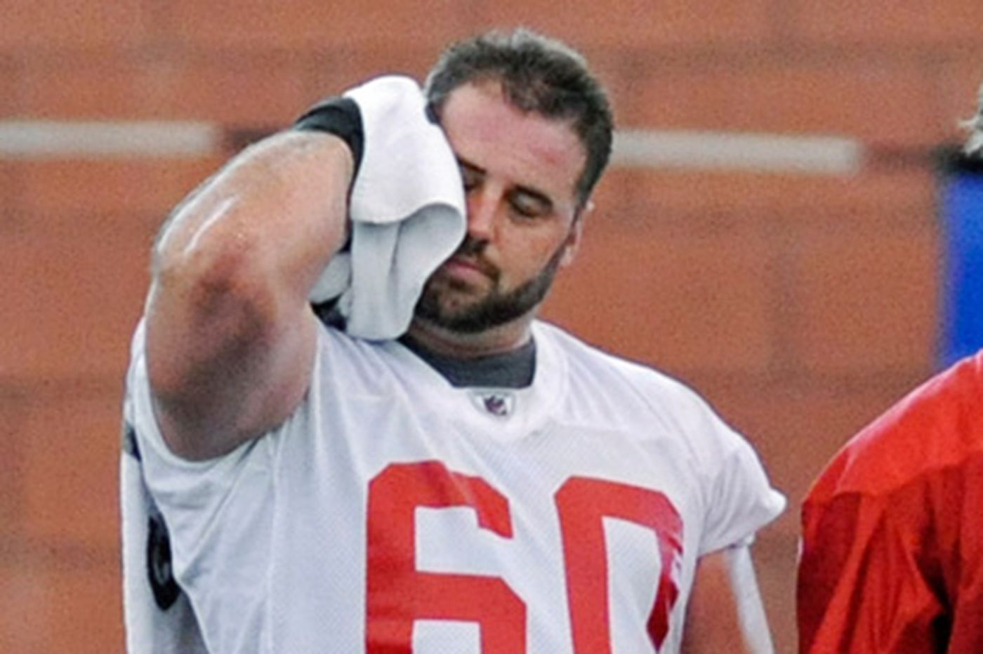 Giants will shuffle O-line with return of O'Hara