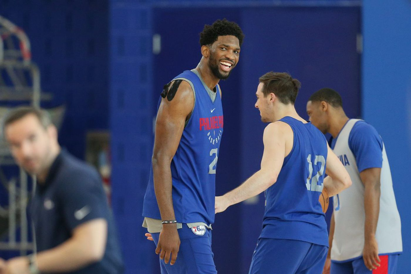 Sixers preparing for increased intensity as Bucks-Celtics NBA playoff series plays out