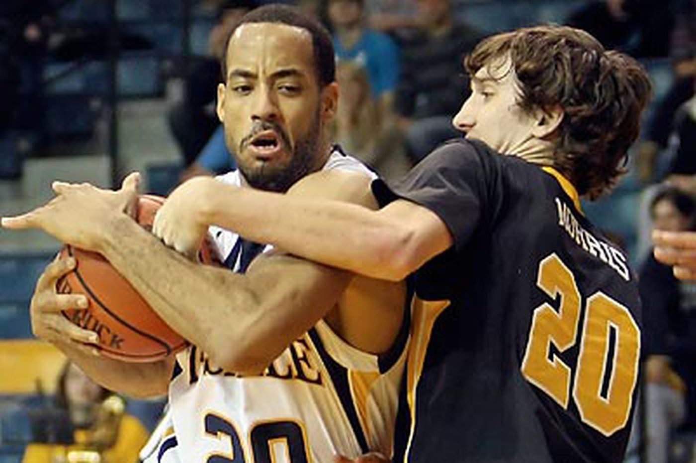 No defending La Salle's loss to shorthanded Towson