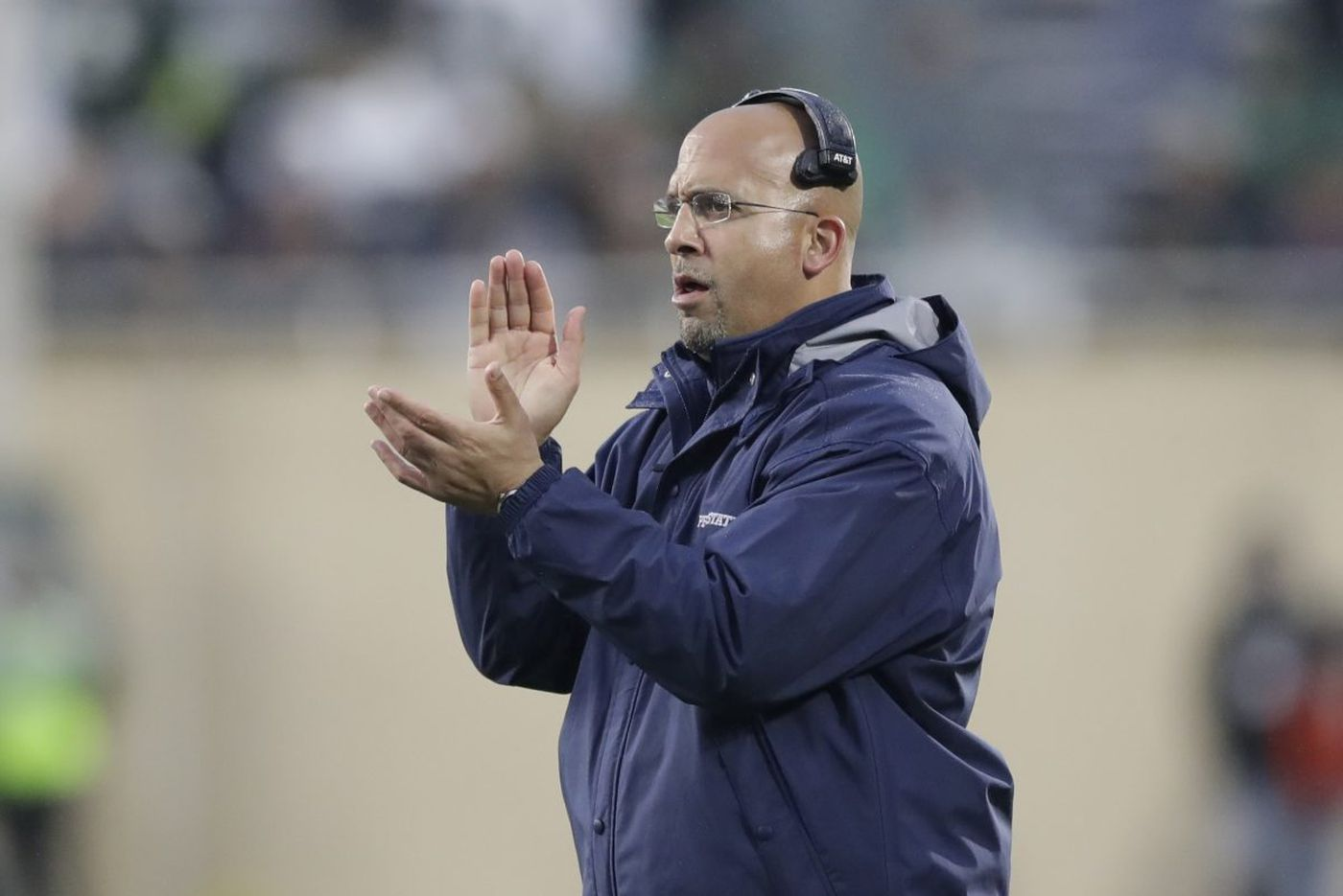 Franklin won't set long-range goals, wants players to focus each day