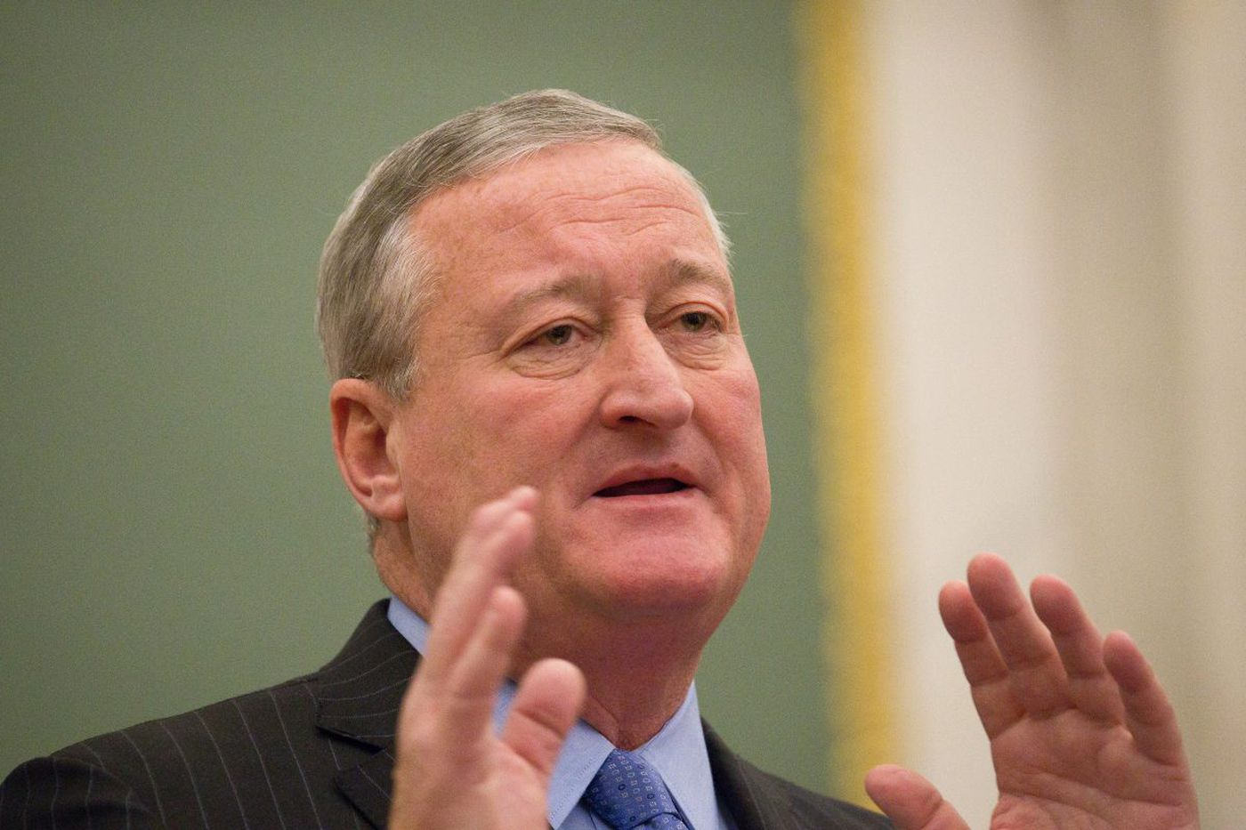 Mayor Kenney says Trump has 'no compassion' for immigrants