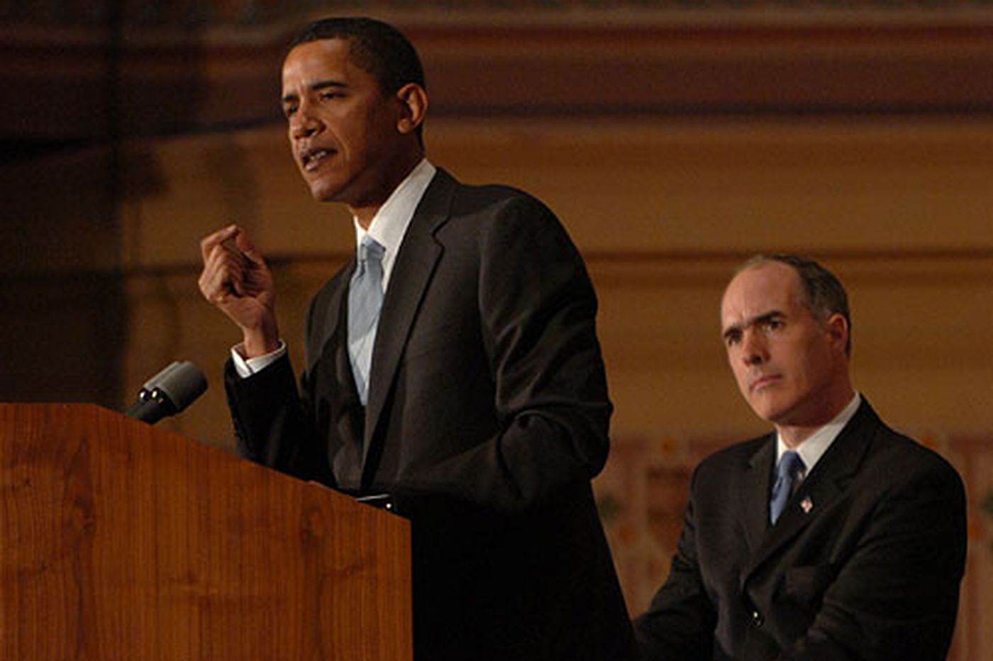 Bob Casey to endorse Obama, join bus tour