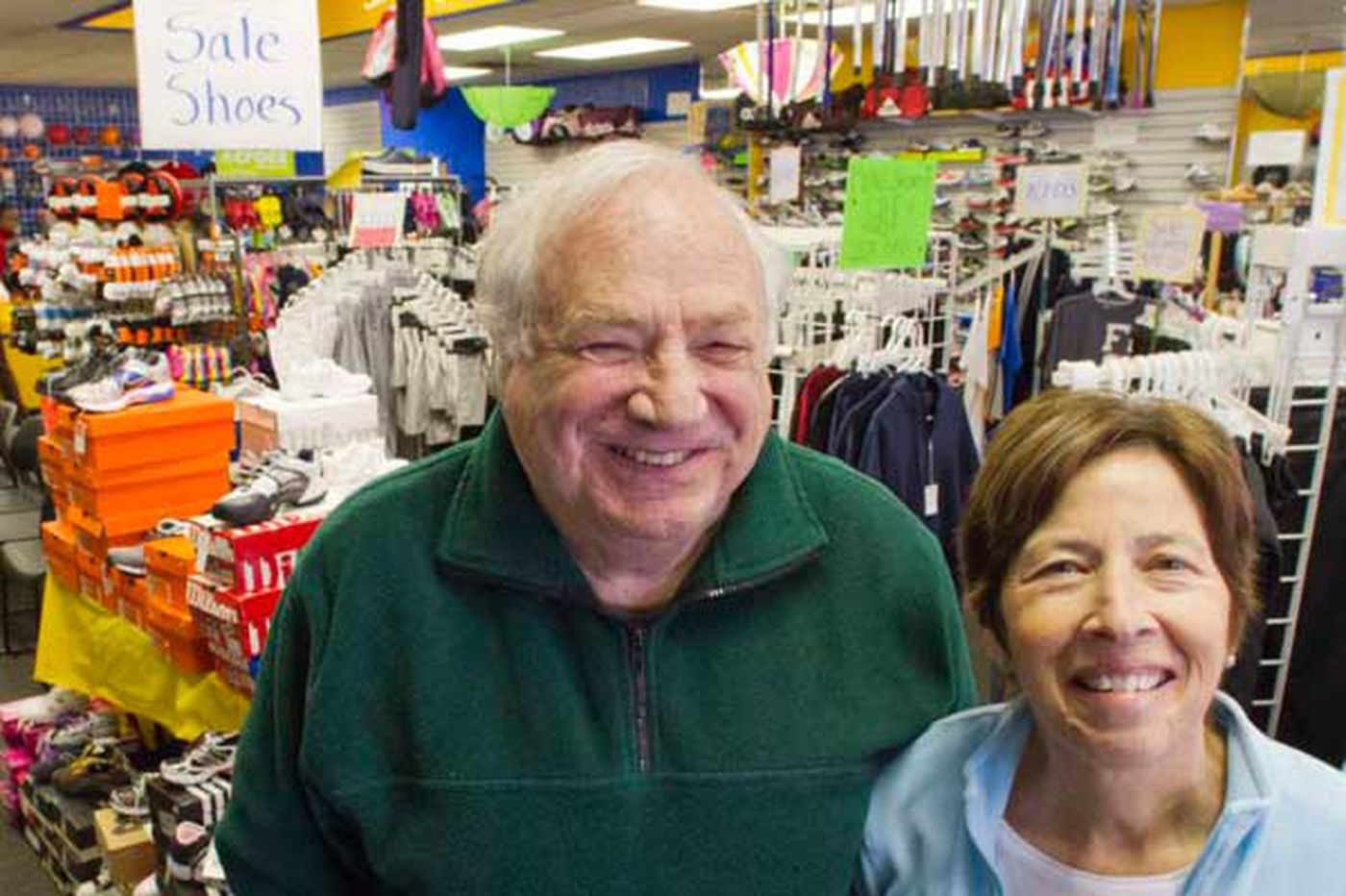 Sneaky Pete's, Ardmore athletic-shoe fixture, will close by May 1
