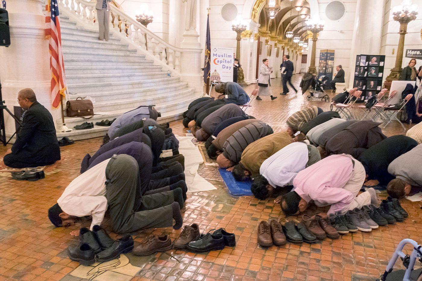 Phila. group lobbies state lawmakers about anti-Muslim bias