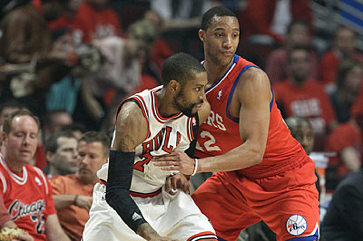 Collins' adjustments were key to Sixers' Game 2 win over Bulls