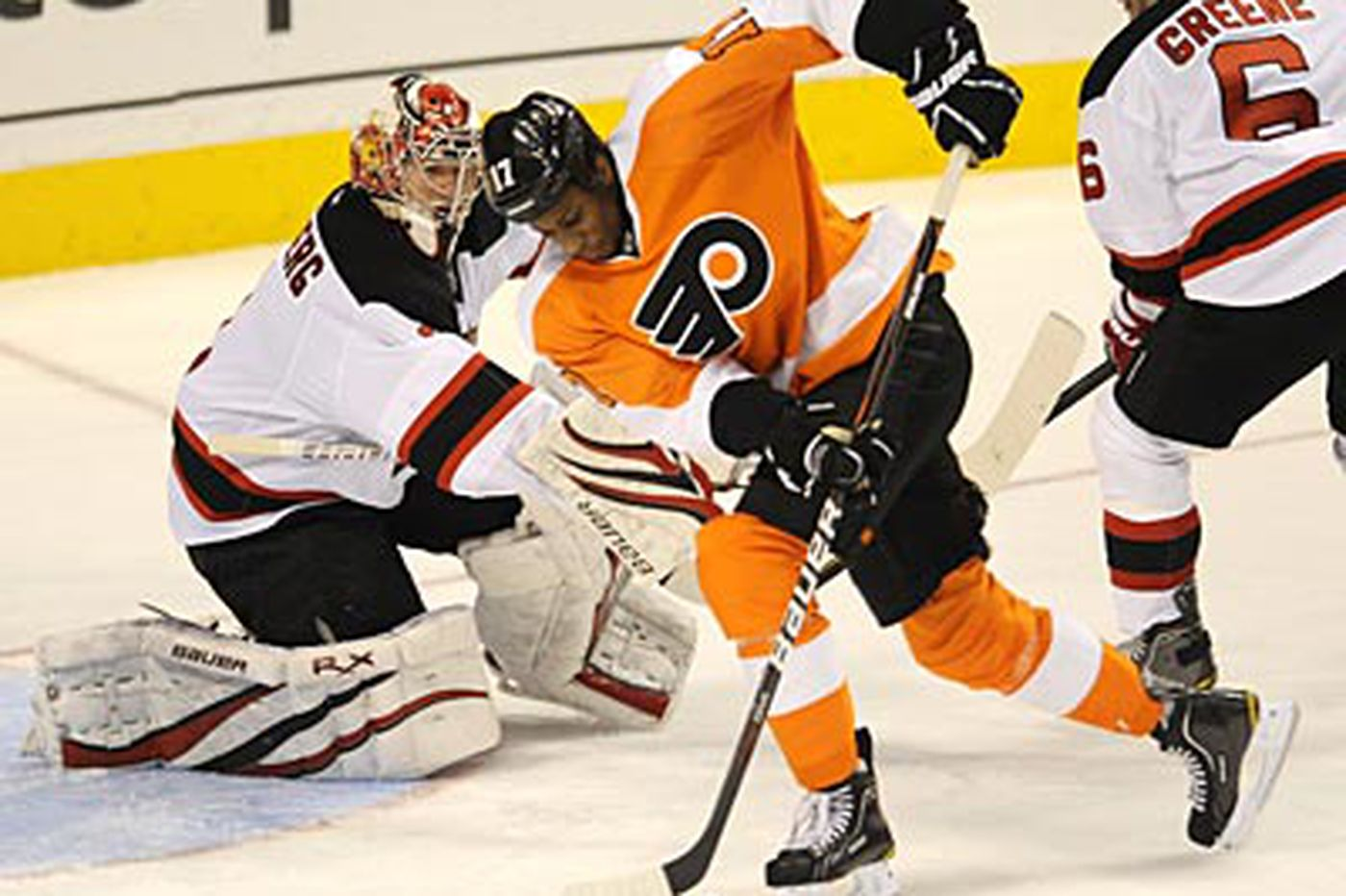 Flyers hoping for a quick start against Devils