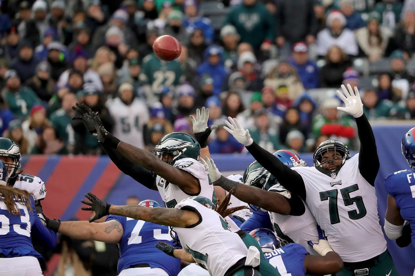Nick Foles looks good and Eagles have a playoff bye, but also reasons for concern | Early Birds