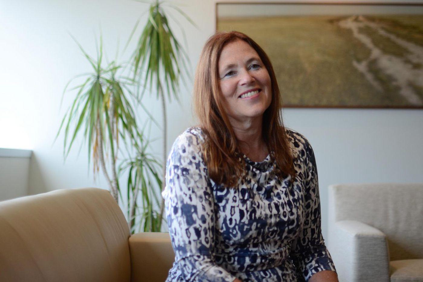 Icon: Morgan Lewis' first female chair, Jami Wintz McKeon, sleeps four hours a night