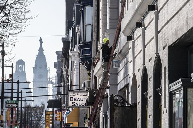 Will Trump's 'Opportunity Zone' tax break help residents along North Broad — or push them out?