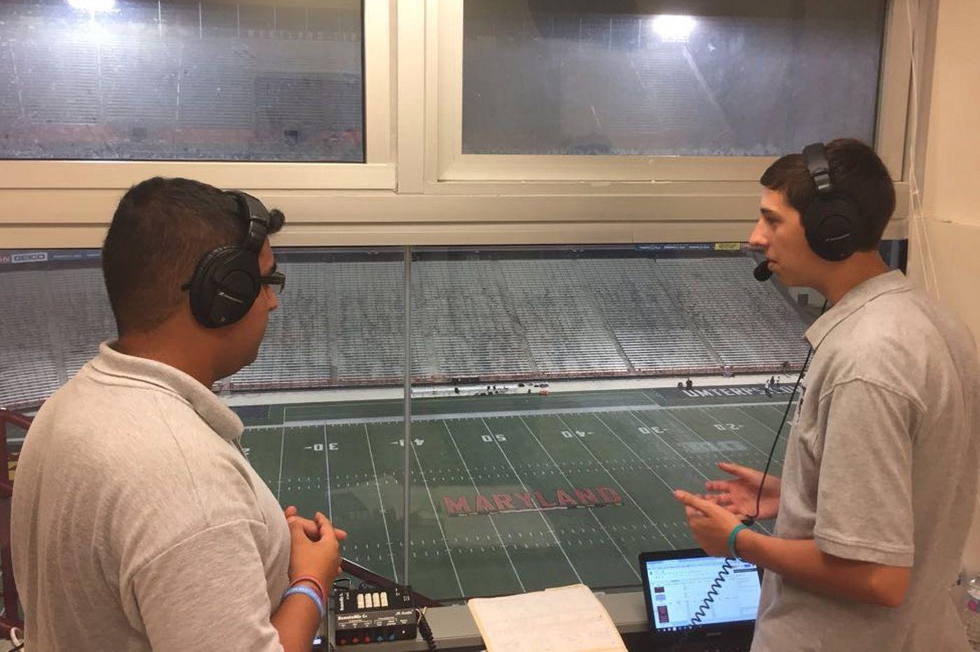 The next Joe Buck or Angelo Cataldi? St. Joe's Prep students to call classmates' state-title football game