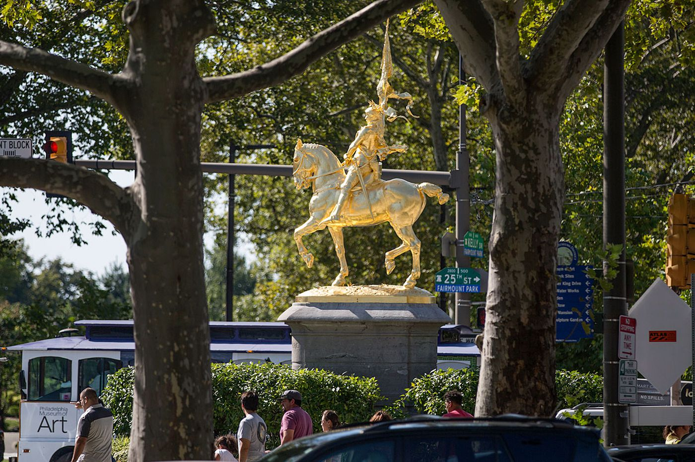 New York will address its monument gender gap by adding statues of women. What about Philly?