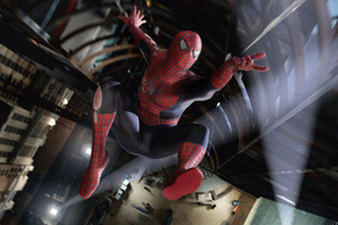 Sideshow | Spidey's latest setting records