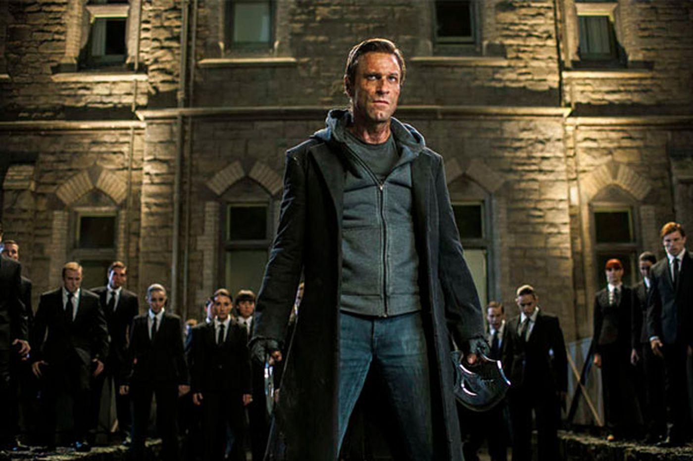 'I, Frankenstein': It's, well, sort of alive