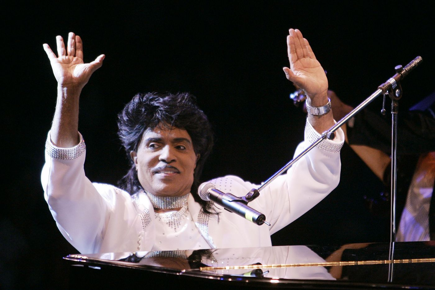 Little Richard, electrifying rock-and-roll originator, dies at 87