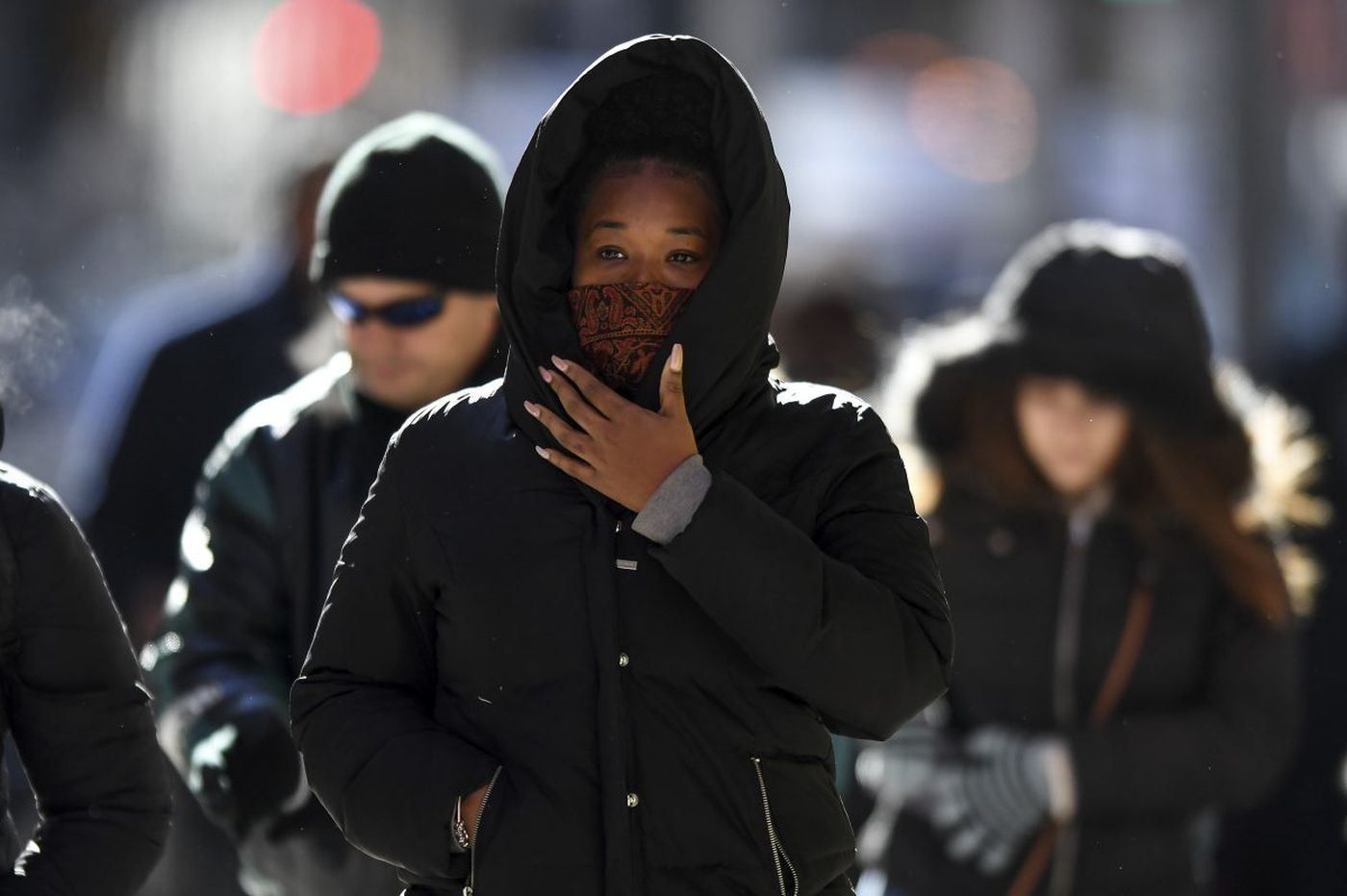 Snow in forecast as deep freeze maintains grip on Philly area