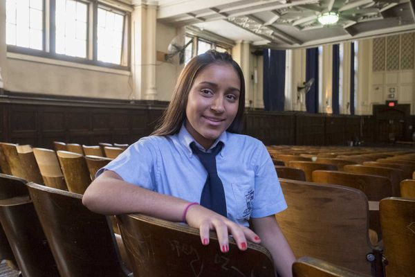 Driven by difficulty, Philadelphia student shines