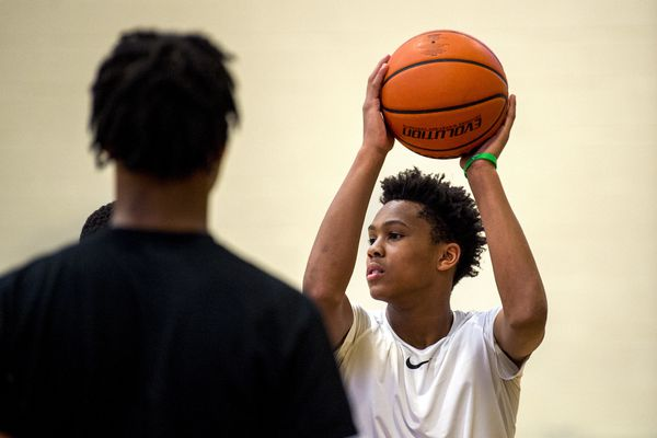 Dajuan Wagner's son has the game to become the region's next high school basketball superstar