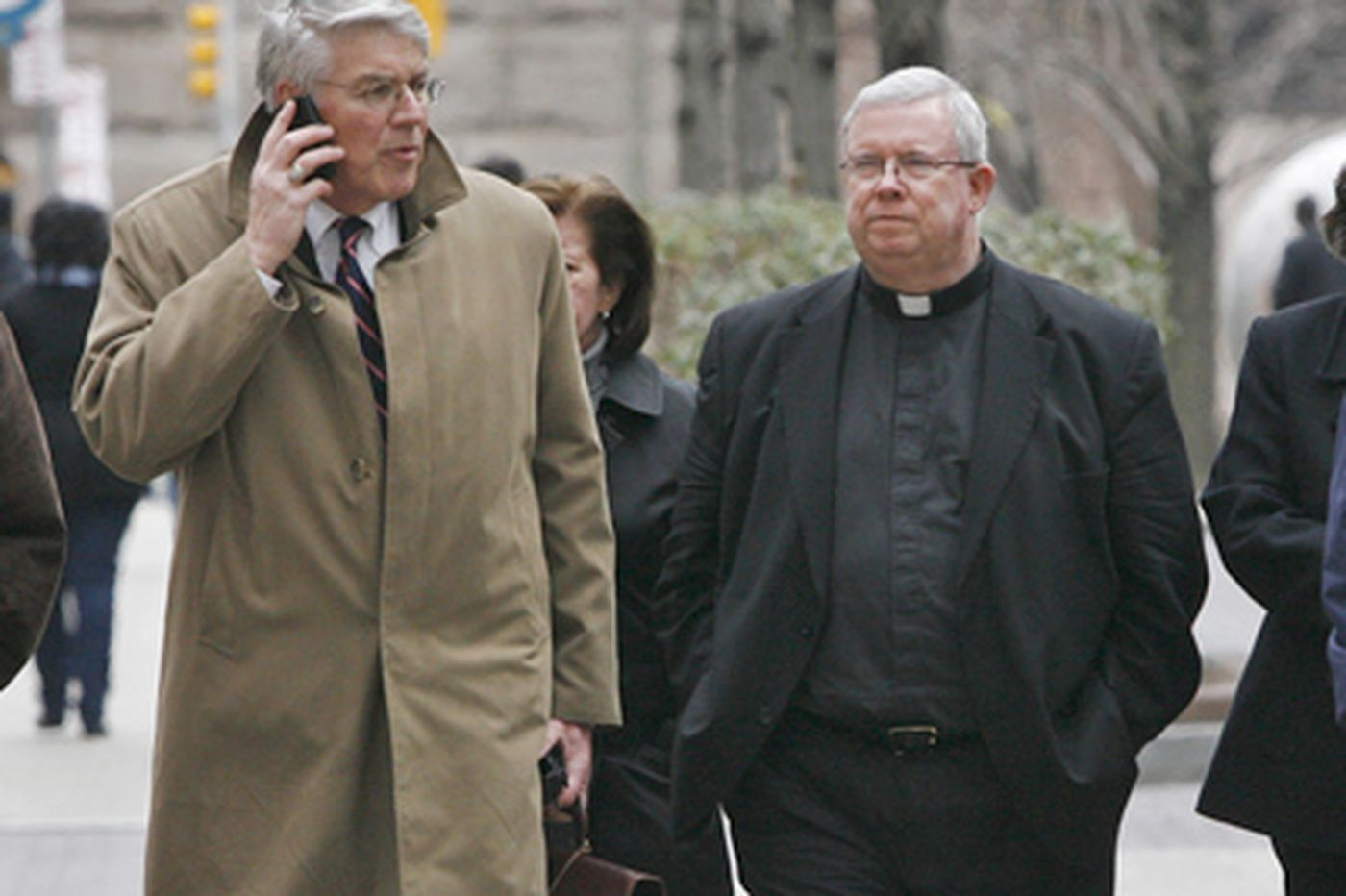 Priest's lawyers: Dismiss endangerment charge