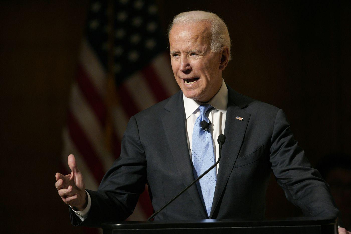 Joe Biden wants to make defense of democracies the crux of U.S. foreign policy | Trudy Rubin