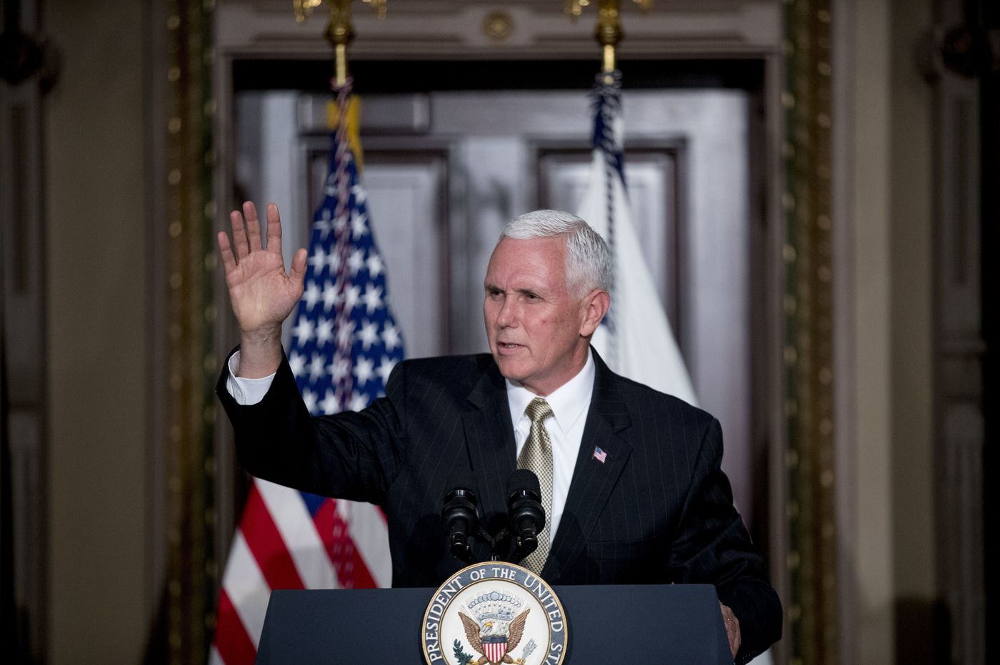 Pence, Wagner to visit Philly for GOP fund-raiser next week