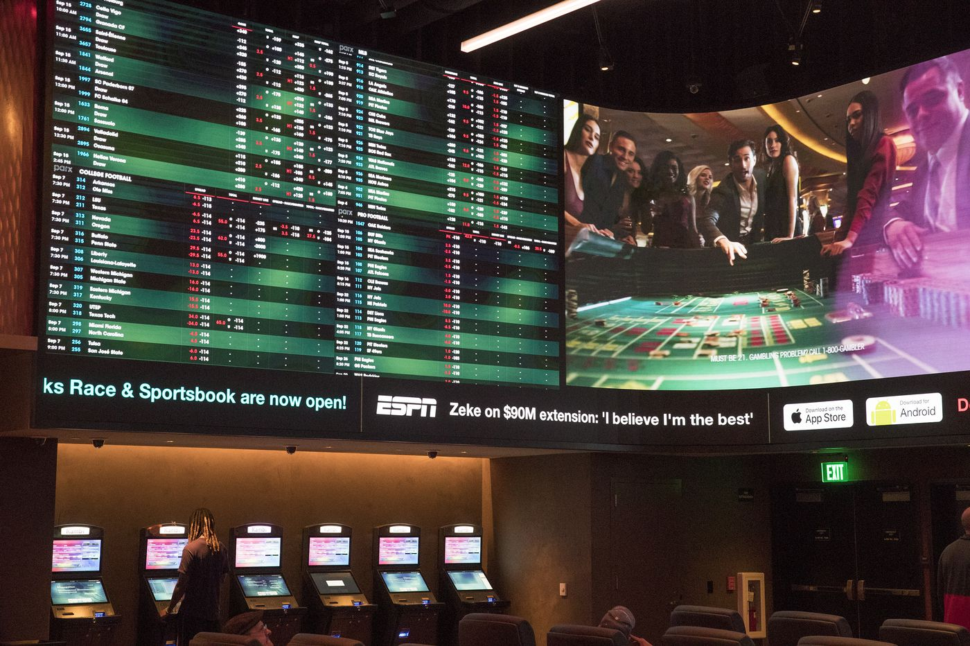 Atlantic City's Resorts best sportsbook in Philly area to bet on NFL