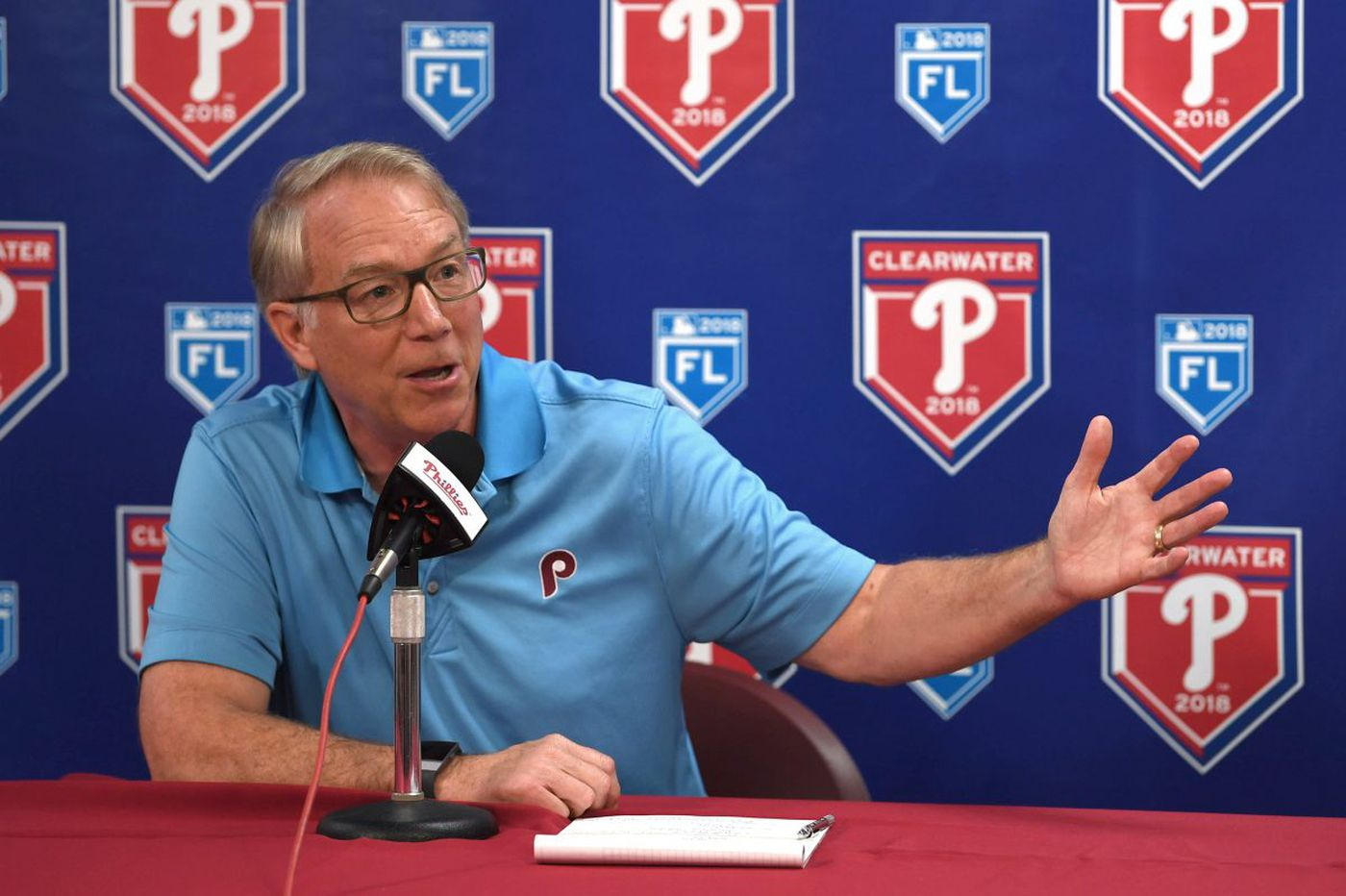 Phillies' Andy MacPhail touts spending that has nothing to do with payroll | Bob Brookover