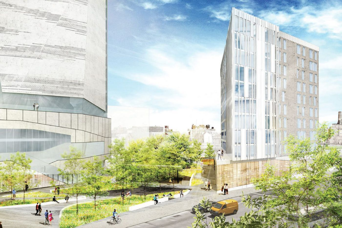 Texas firm buys stake in Philly-based developer Pennrose