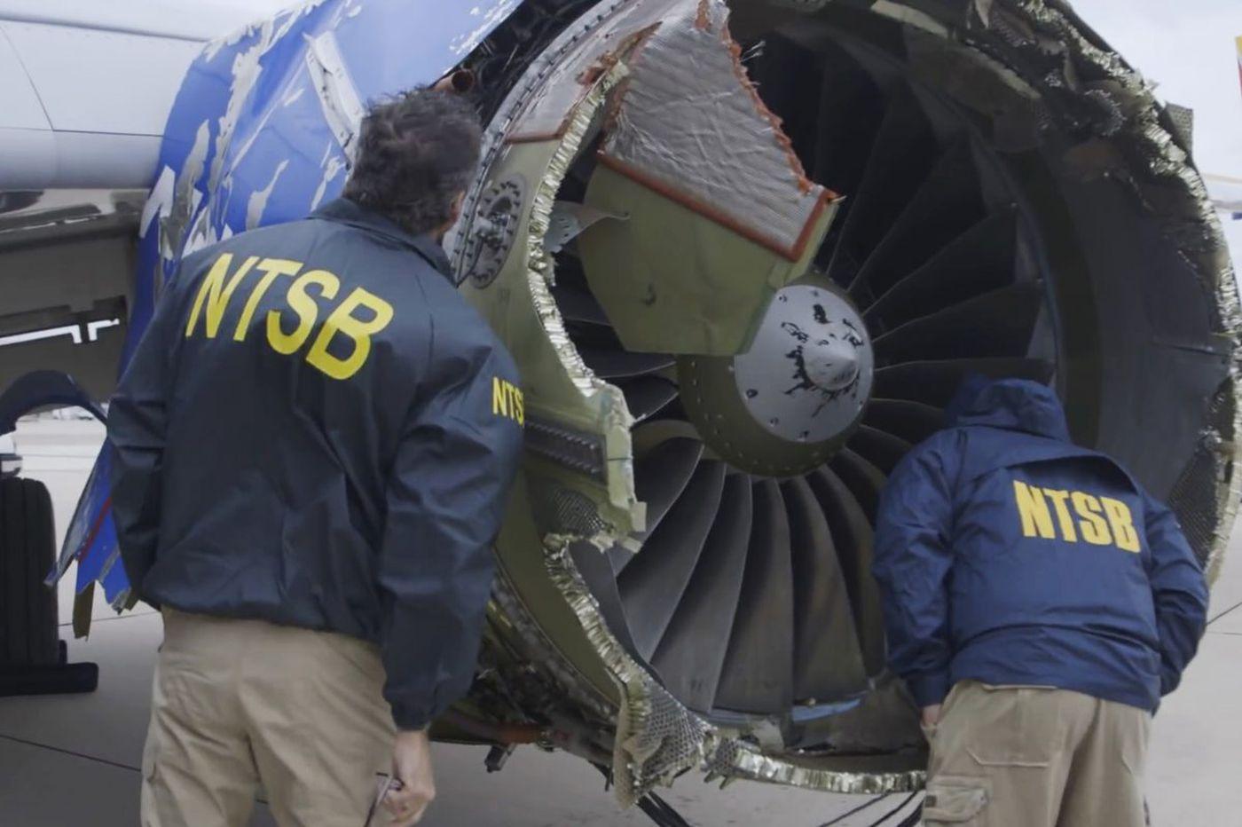 southwest emergency landing