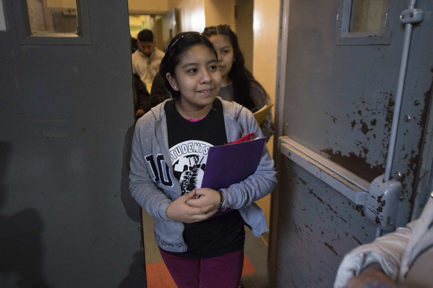 Defying ICE: Undocumented mother in Philly sanctuary church sends her children to school