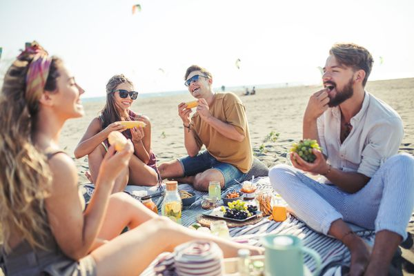 A dietitian's guide to healthy summer snacking