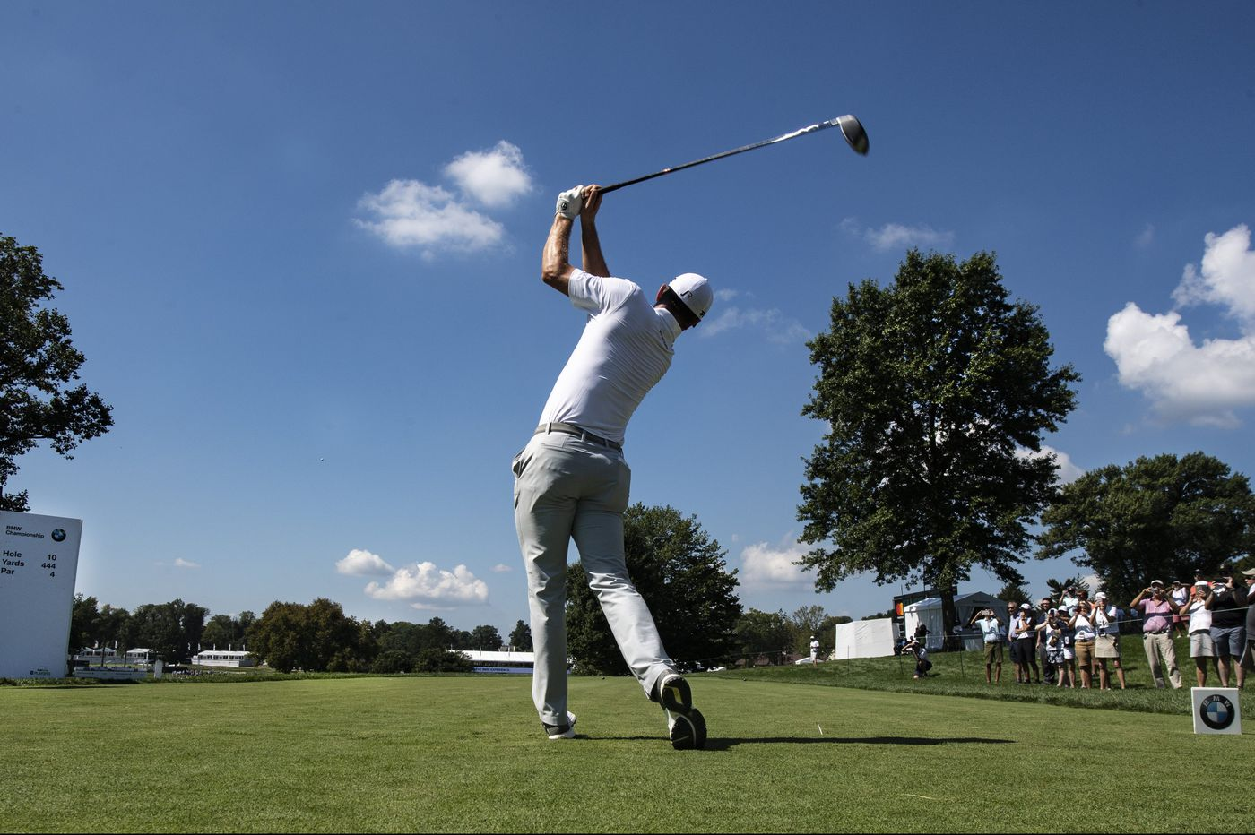 BMW Championship at Aronimink | Live updates