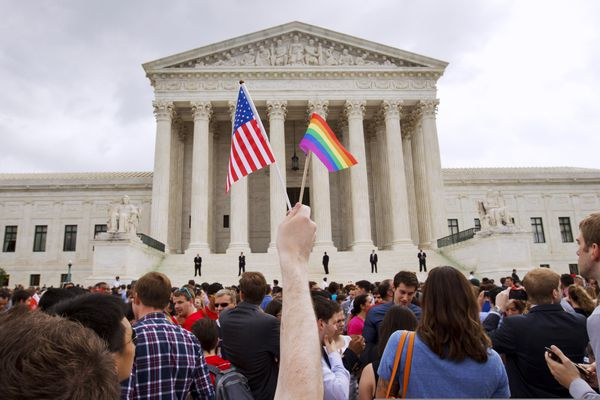 Is it legal to fire a person for being gay in Pennsylvania? The Supreme Court will decide.