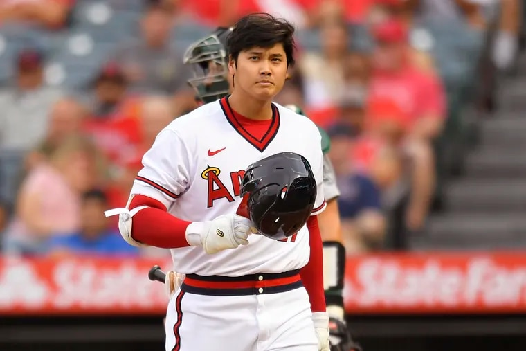 Two-way sensation Shohei Ohtani is scheduled to visit Philadelphia next June with the Los Angeles Angels.