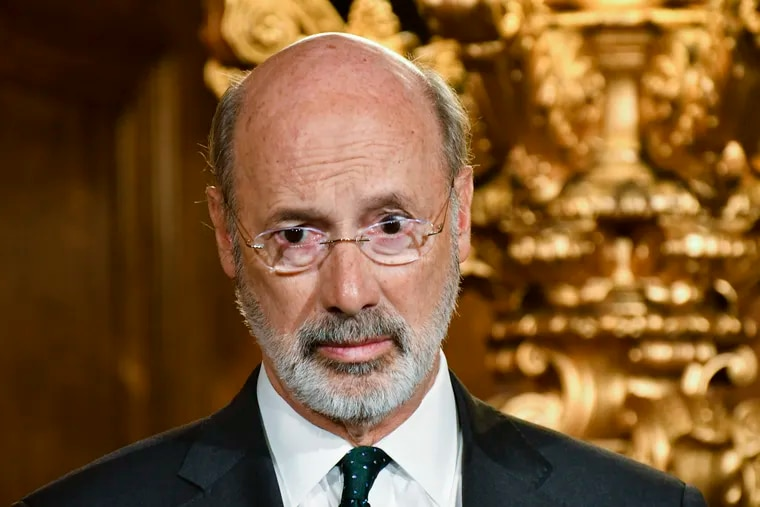 Gov. Tom Wolf vetoed a bill that would have prohibited abortions because of a prenatal diagnosis of Down syndrome.