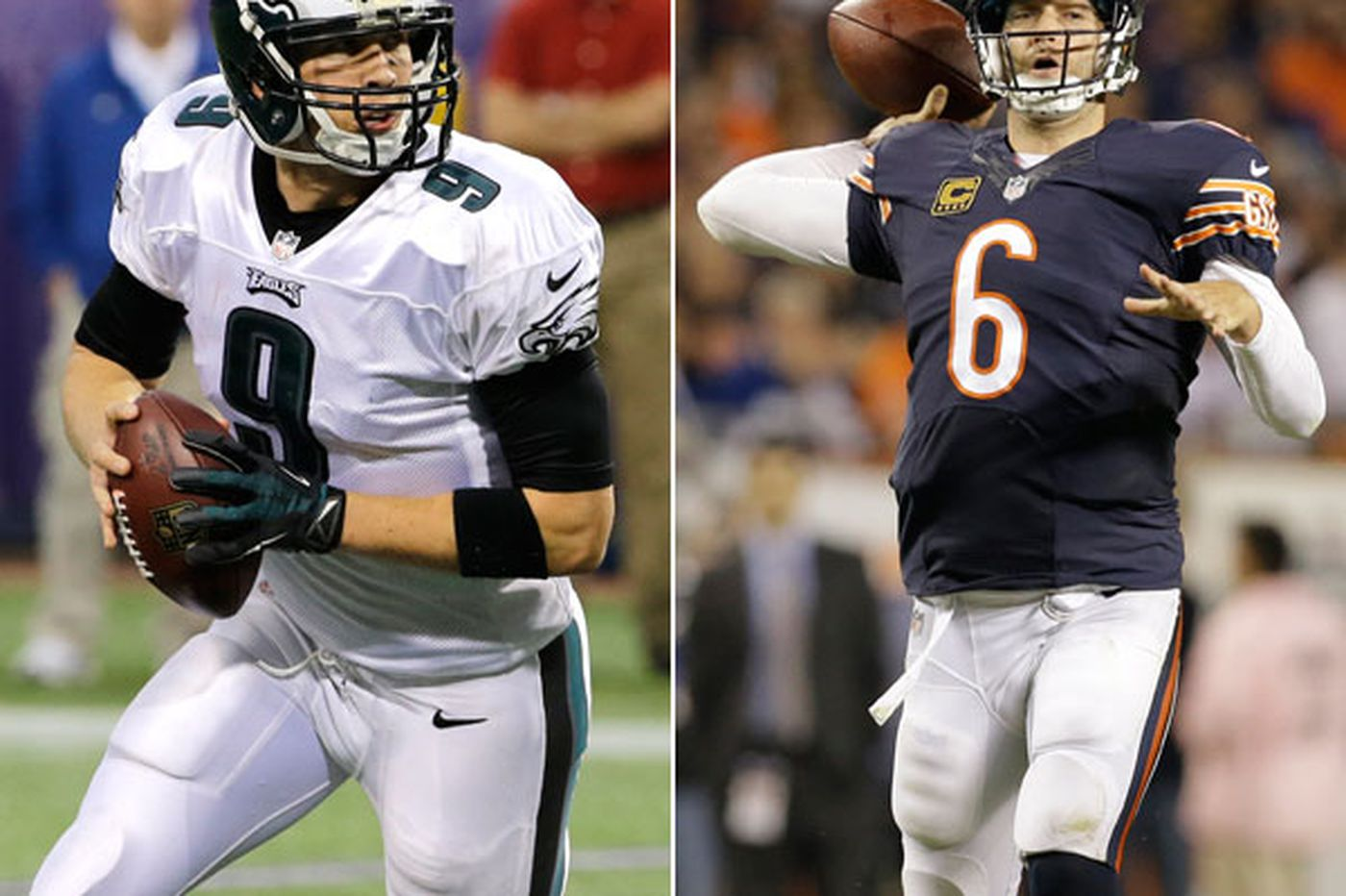 Scouting the Eagles and Bears