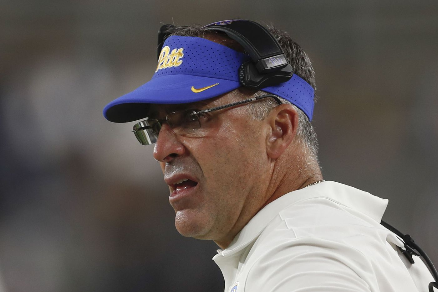 Pitt coach Pat Narduzzi concerned the 100th meeting with Penn State could be the last