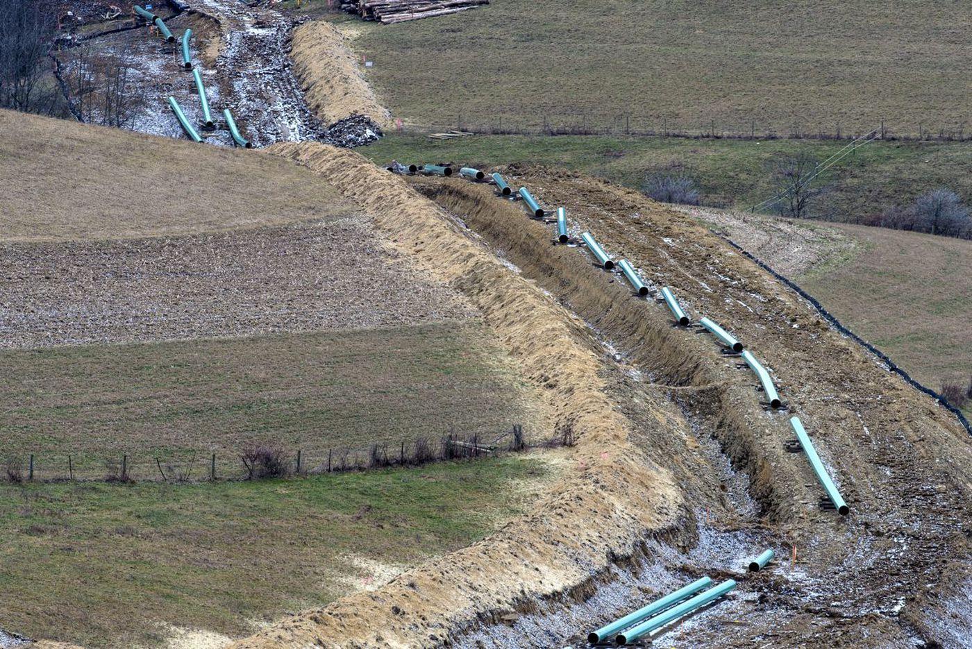 Pa. regulators approve permits for Atlantic Sunrise gas pipeline