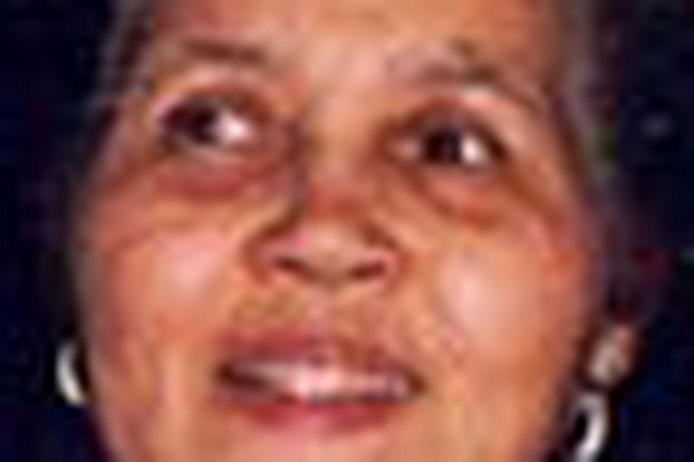 Ernestyne Bush, math teacher