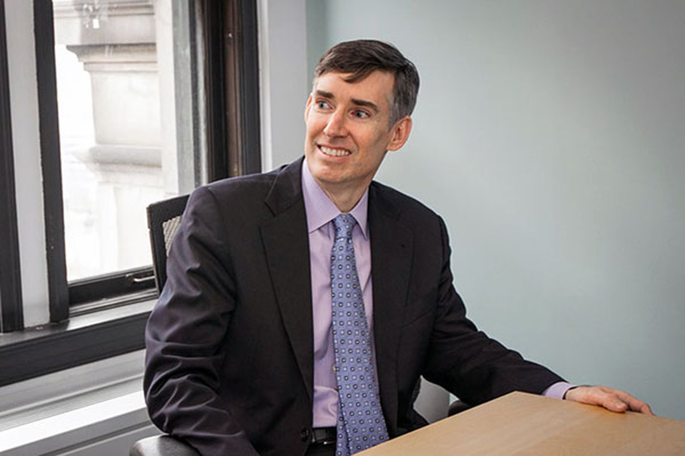 What does Philly schools funder Mark Gleason want?