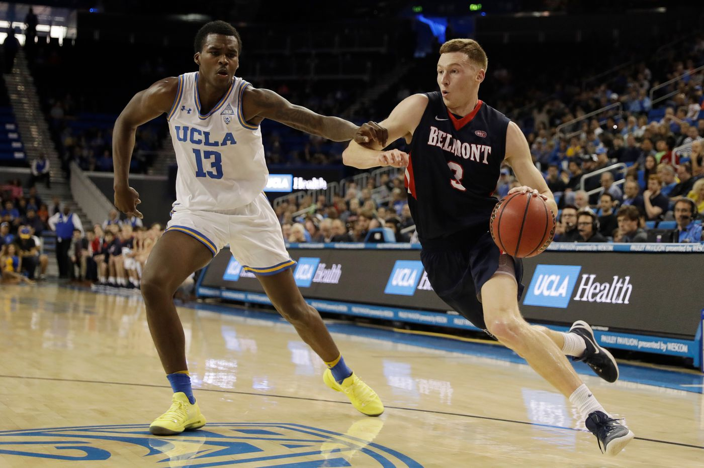 Temple-Belmont in NCAA Tournament: Lack of name recognition doesn't mean lack of talent or success for Bruins