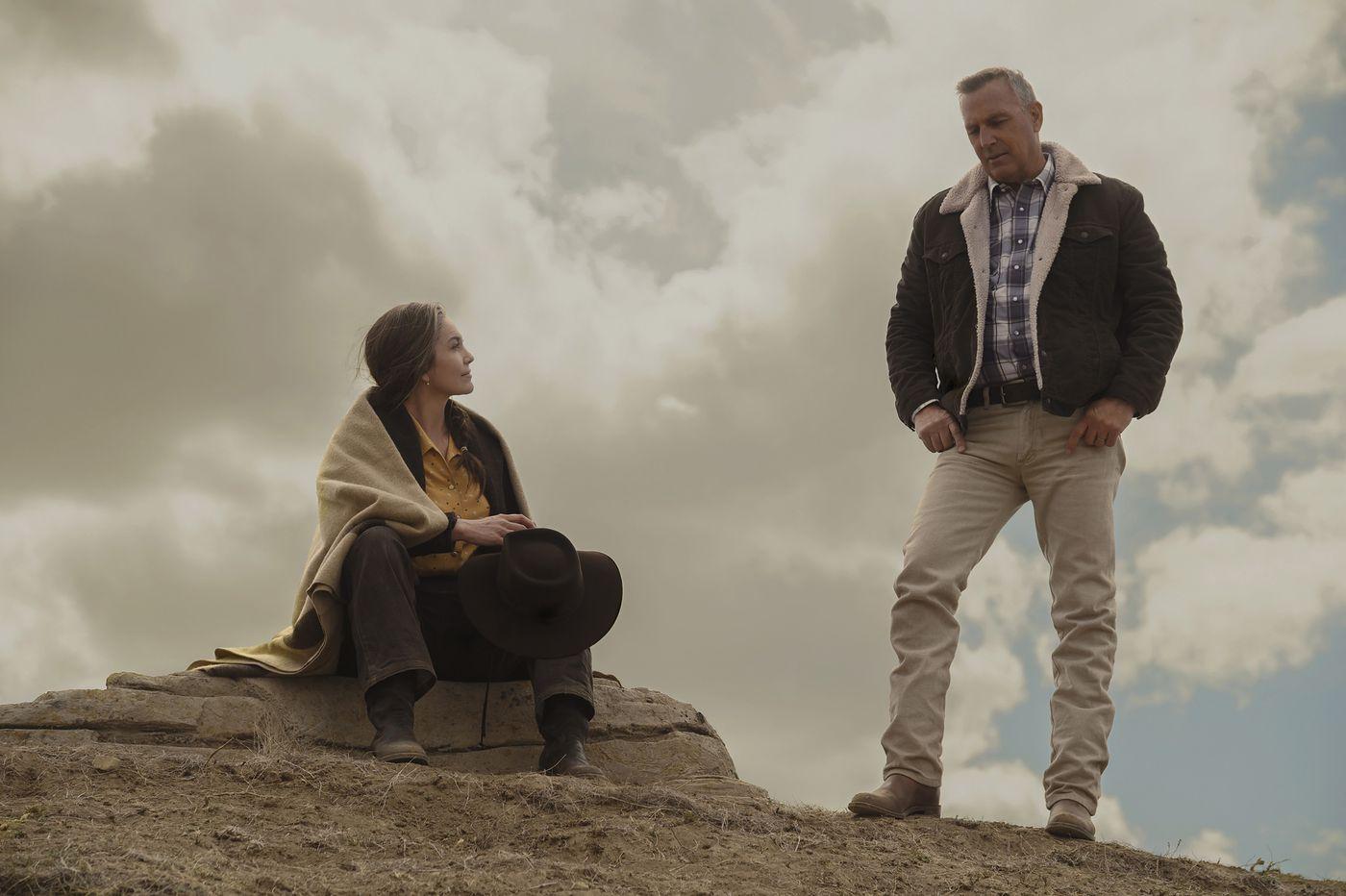 Review: Diane Lane and Kevin Costner in 'Let Him Go'