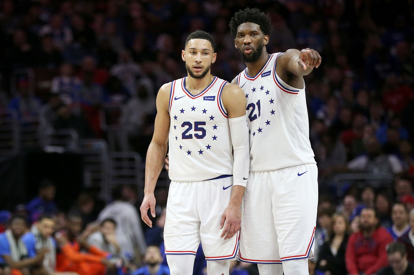Sixers mailbag: The latest on Joel Embiid and Ben Simmons; Al Horford's trade value