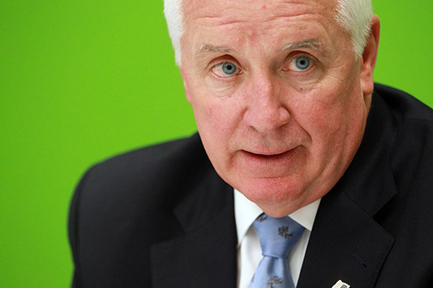 Corbett vows special session on pensions if reelected