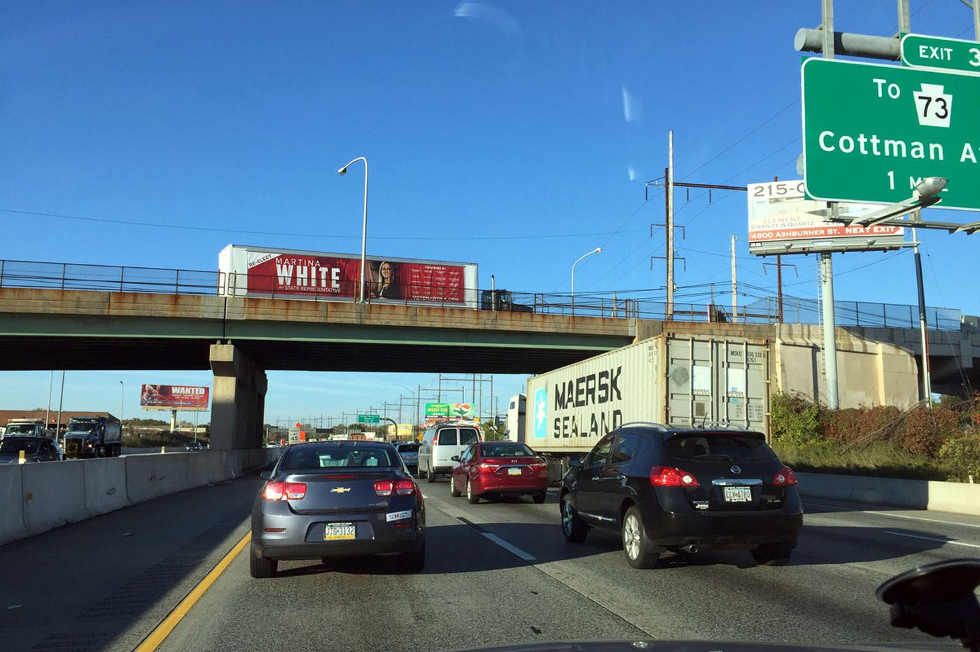 Clout: That I-95 tractor-trailer political ad? Yeah, illegal