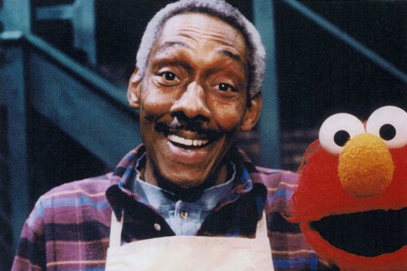 David L. Smyrl, Mr. Handford on 'Sesame Street'