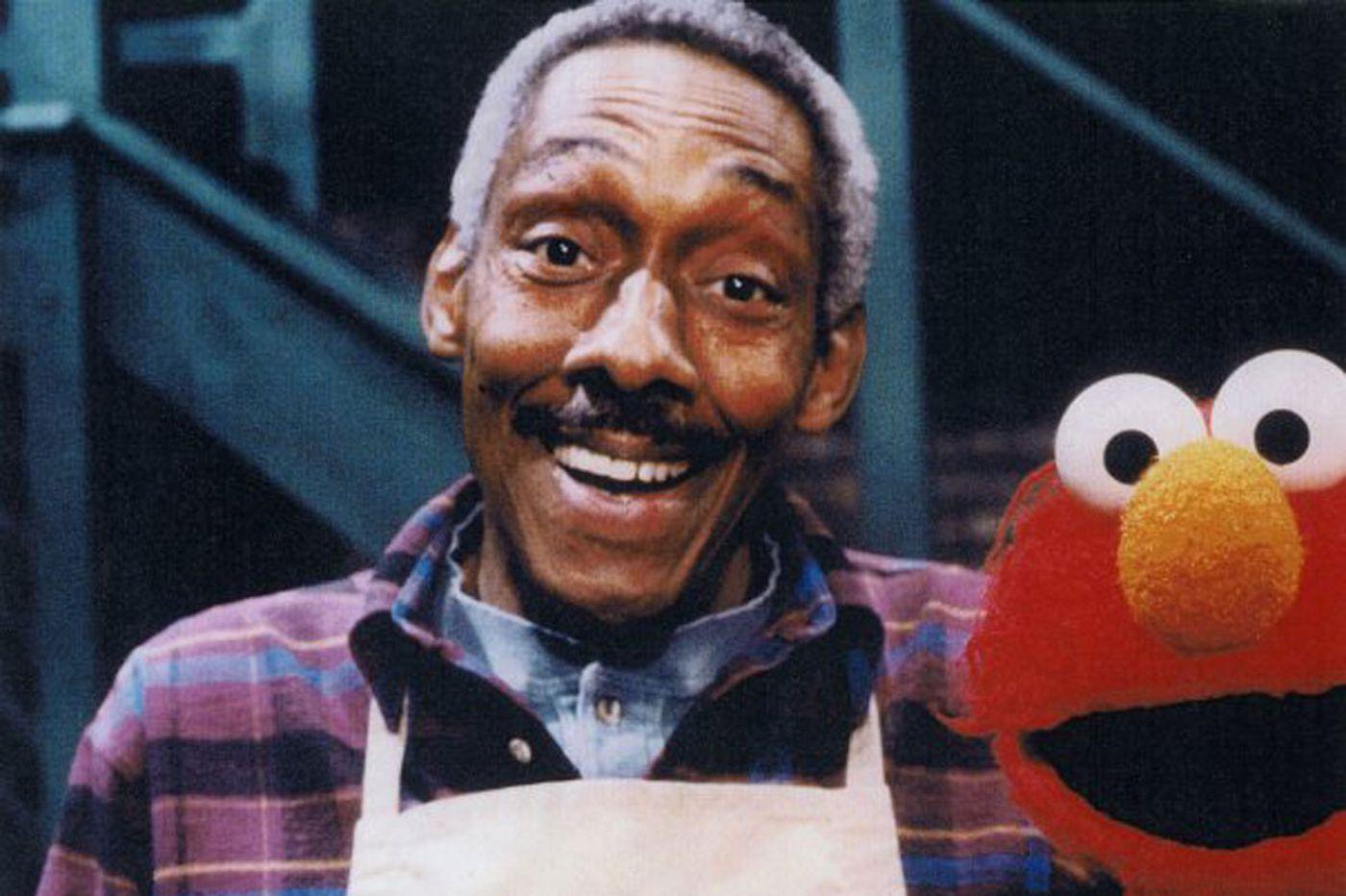 David L. Smyrl, Mr. Handford on 'Sesame Street'