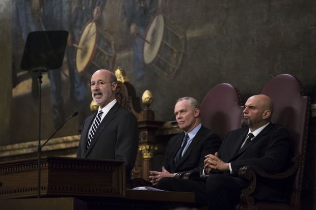 County election officials say Pa. Gov. Tom Wolf's budget falls short for new voting machines