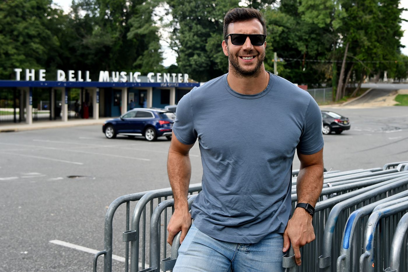 Connor Barwin's benefit is back at the Dell, with Strand of Oaks, Hop Along (and this time it will have enough beer)