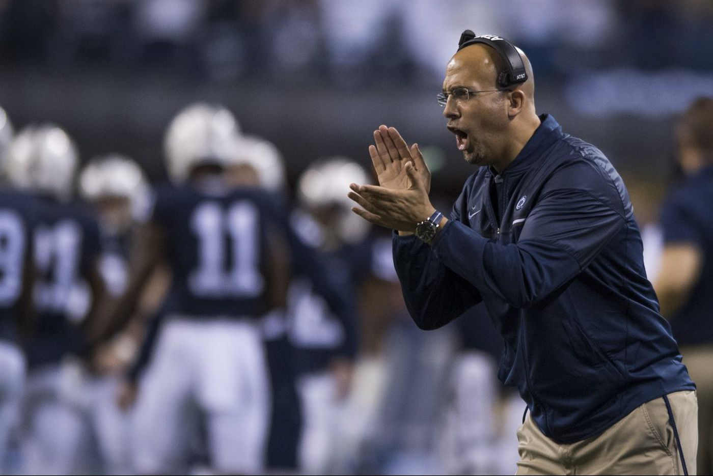 Penn State receives commitment from New Jersey defensive end Jayson Oweh